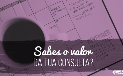 Sabes o valor da tua consulta?